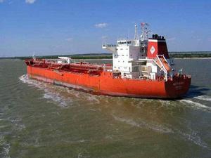 El buque petrolero 'Mattheos I'