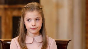 Sofía, la hija pequeña de los Reyes de España, cumple 11 años. La sonada fecha para la familia, ha coincidido este año con el puente de mayo, y las pequeñas no tendrán clase hasta el próximo martes.