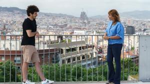 Miki Núñez y Xantal Llavina, en 'Revolució 4.0'.