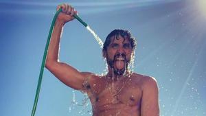 Paco León en su última fotografía desnudo.