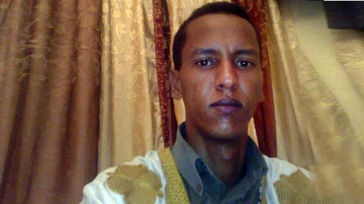 El bloguero mauritano Mohamed Cheijuld mkhaitir
