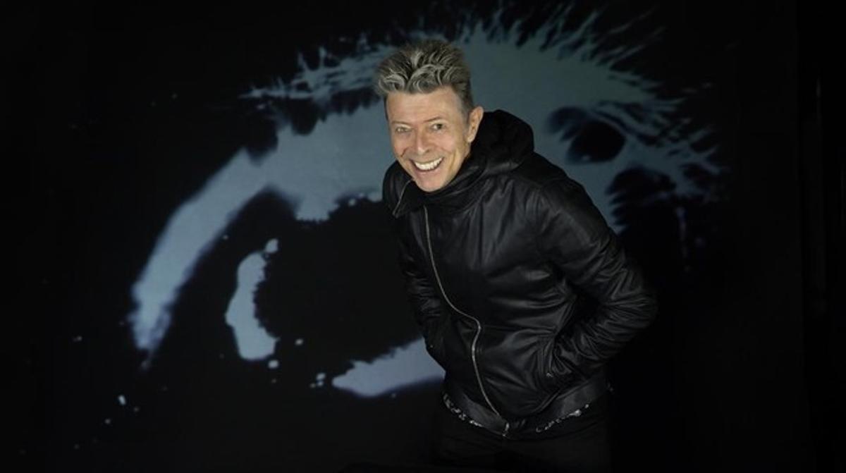 David Bowie, en una imagen promocional de 'Blackstar'.