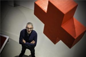 Enric Morist, coordinador de Creu Roja en Catalunya, en la sede de la oenegé en Barcelona.