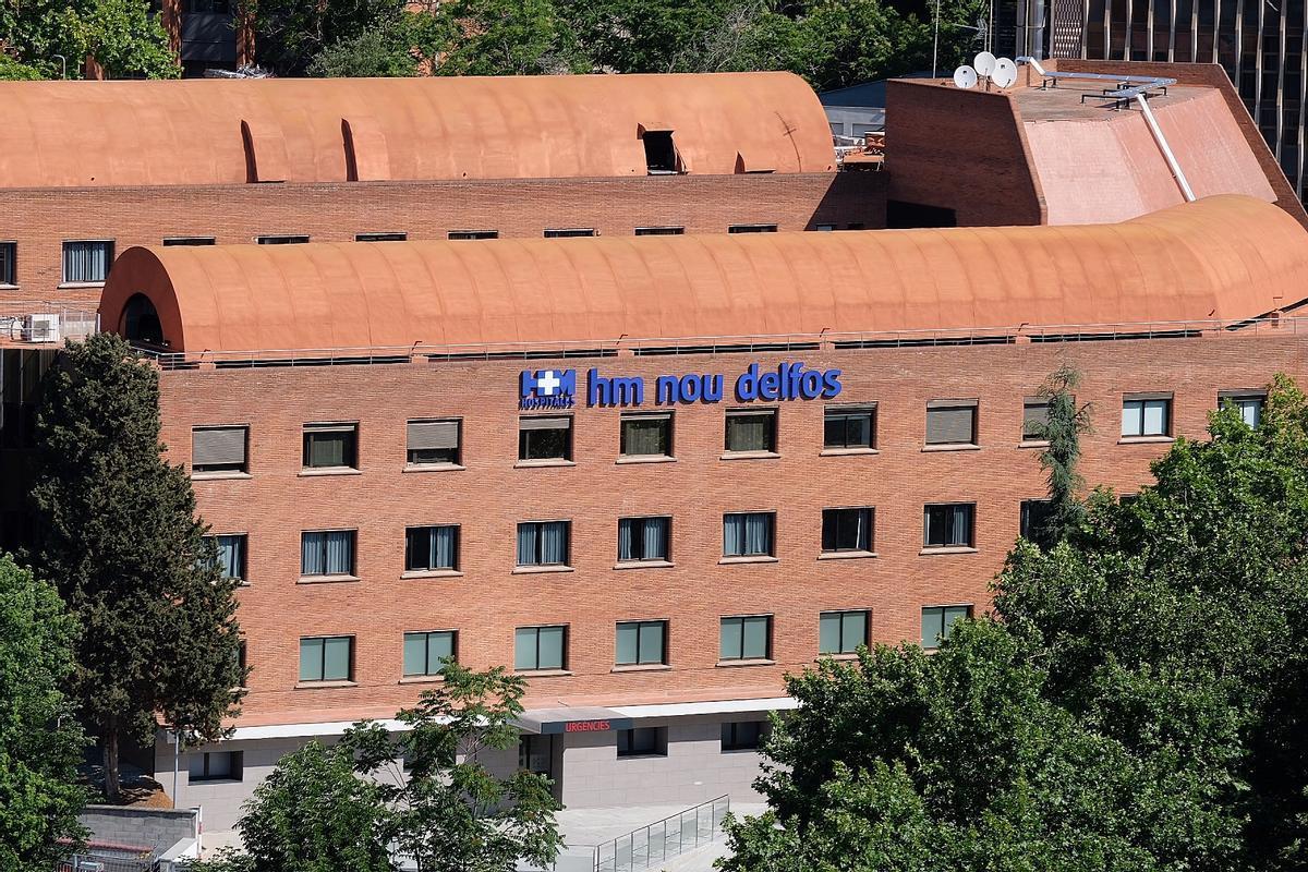HM Nou Delfos abre sus puertas al futuro