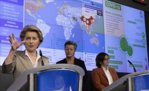 La UE suspèn en el coronavirus