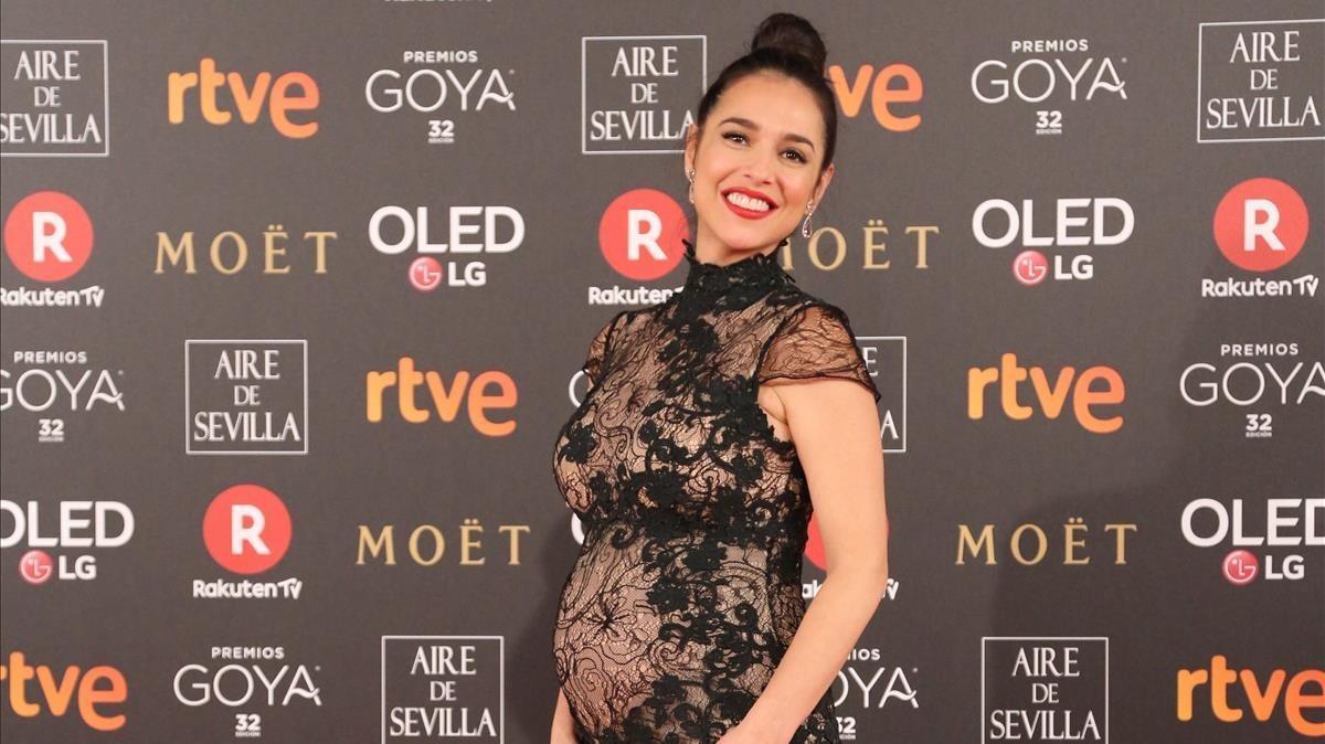 Premios Goya 2018. Marisa Paredes.