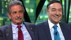 Miguel Ángel Revilla y Pedro J. Revilla, invitados en 'laSexta noche'