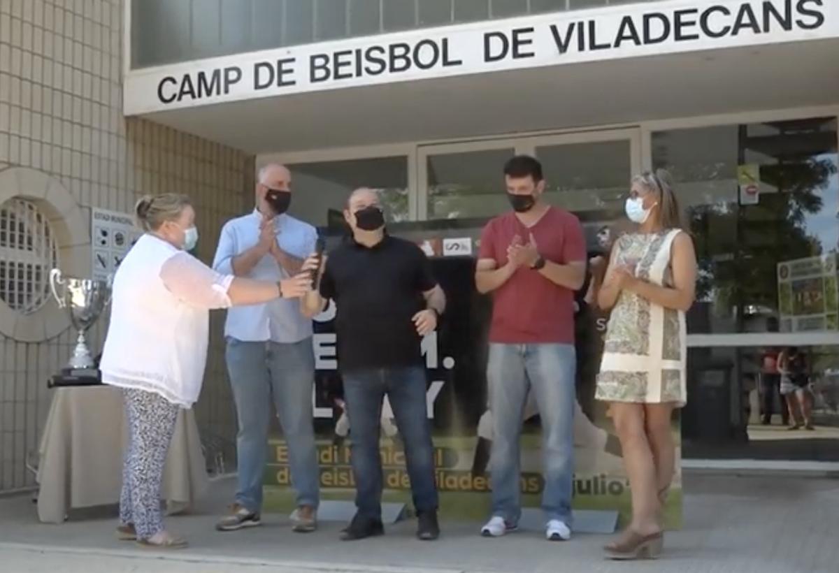 Viladecans acull el Campionat d'Espanya de Beisbol
