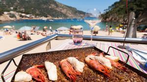 Cinc bons restaurants amb vistes al mar