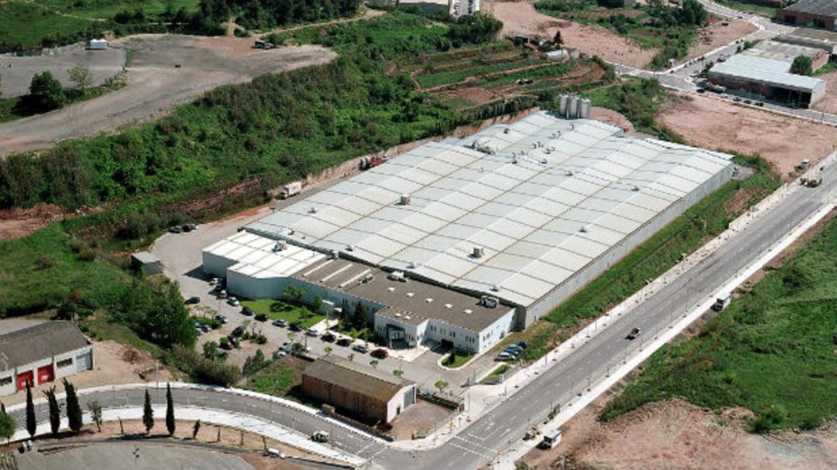 Las instalaciones de la empresa Industrias Ponsa.