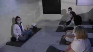 El Hospital Vall d'Hebron ofrece al personal sesiones de relajación con realidad virtual.