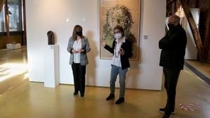 La Nau Gaudí de Mataró acull l'última exposició de l'art contemporani del segle XX de la Col·lecció Bassat