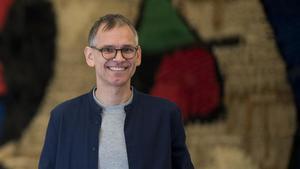 Marko Daniel, el nuevo director de la Fundació Miró.