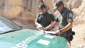 El Govern aprova que els agents rurals portin armes a Catalunya