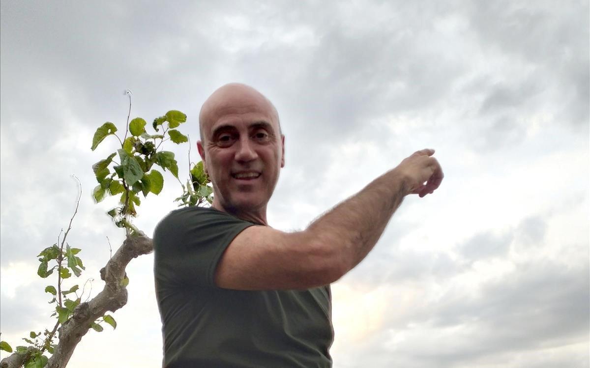 El meteorólogo Tomàs Molina.