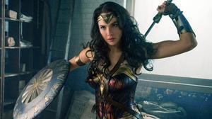Tráiler de 'Wonder Woman' (2017).