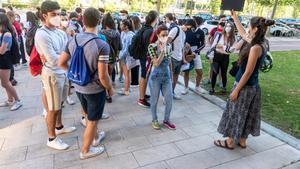 Arrenca a Lleida la selectivitat més atípica