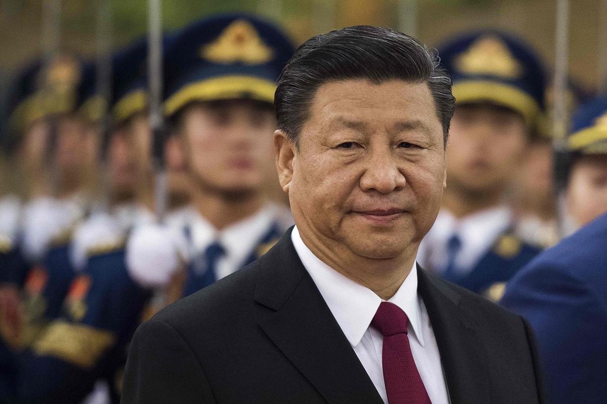 El presidnete chino, Xi Jinping.