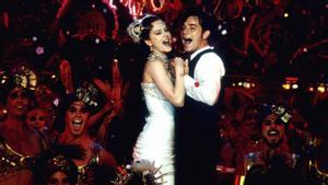 Nicole Kidman y Ewan McGregor, en 'Moulin Rouge'