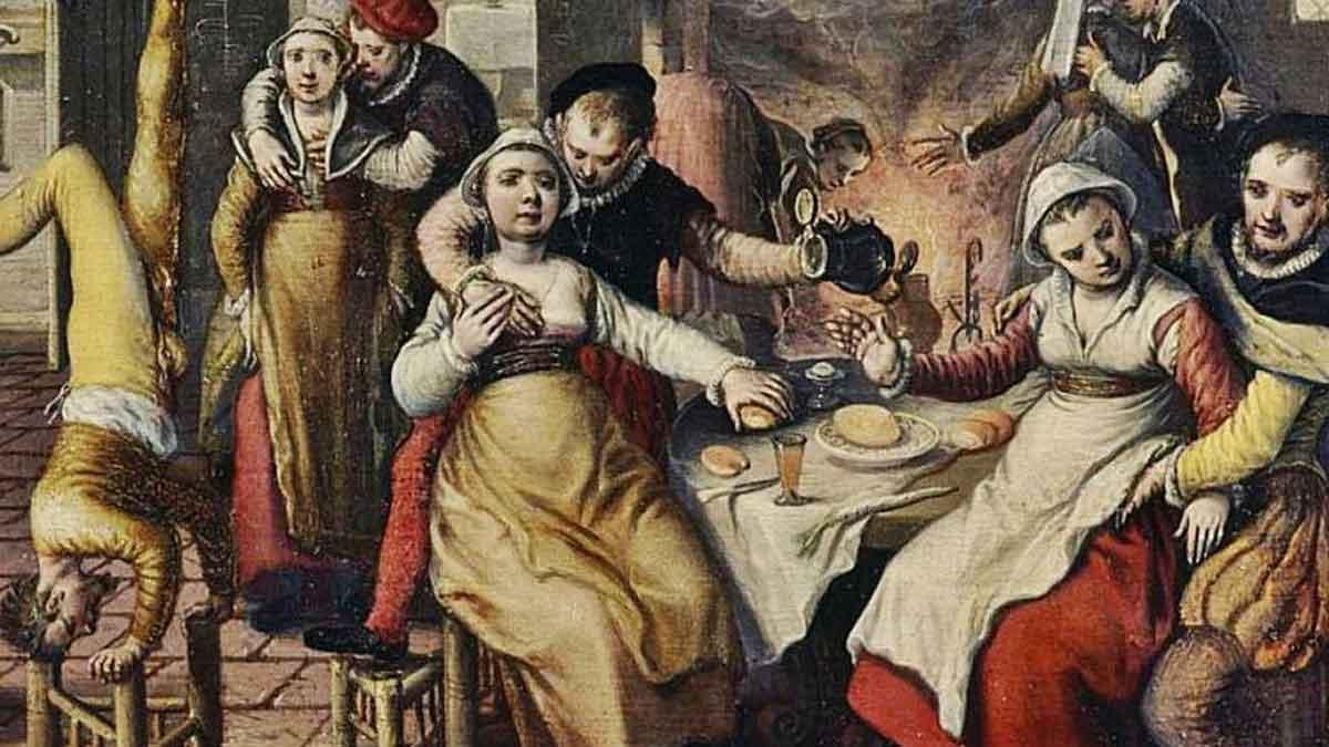 Promiscuas y malvadas: 600 años de insultos a la mujer