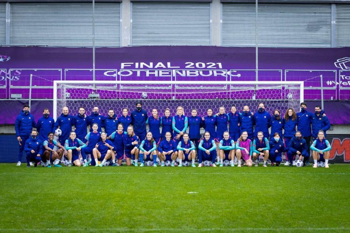 Champions femenina: el Barça se cita de nuevo con la historia en Goteborg