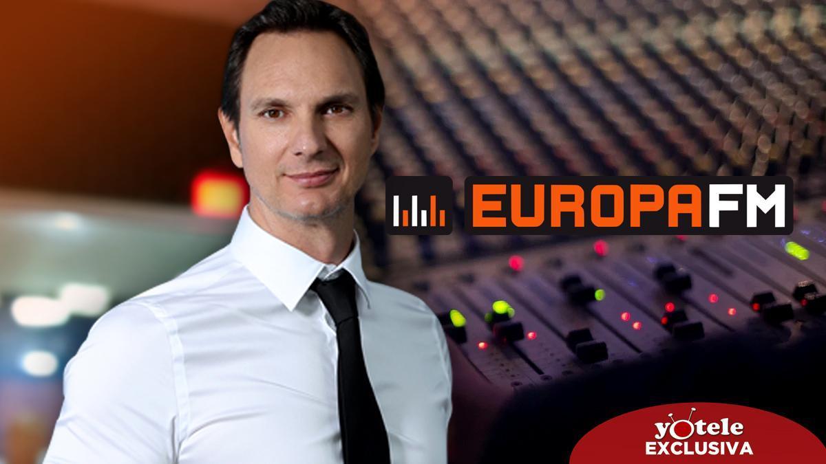 Javier Cárdenas, despedido por Europa FM de manera fulminante