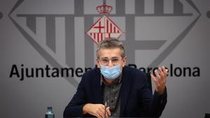 Jordi Martí, concejal de Economía y Presupuestos, en una foto de archivo.
