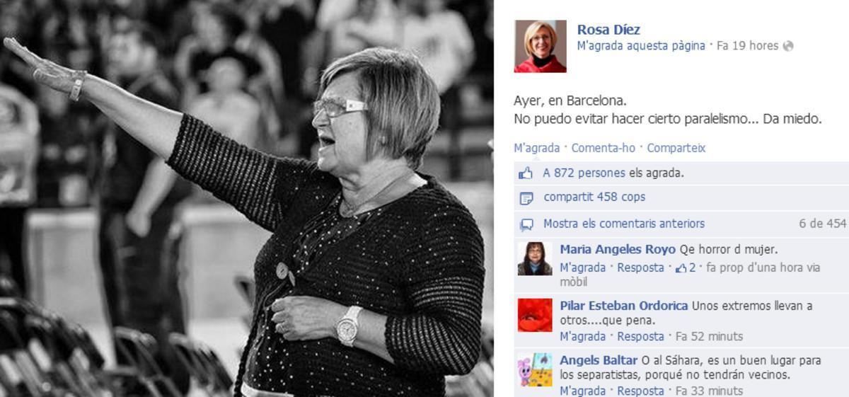 Todos los políticos que (hasta ahora) han comparado Catalunya con la Alemania nazi