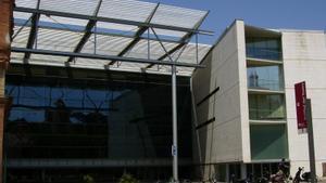 Institut del Teatre, en Barcelona.