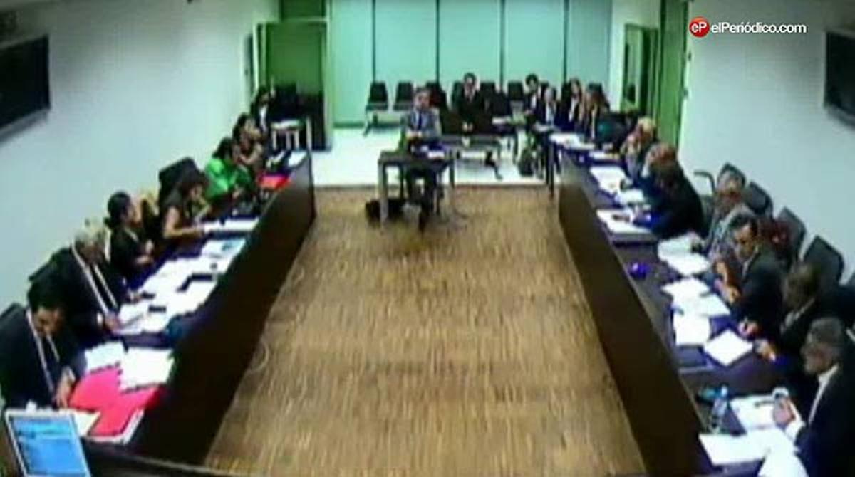Extracto de la declaración de Narcís Serra ante el juez por los sobresueldos de Catalunya Caixa, en el 2013.