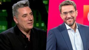 Loquillo y Máximo Huerta, nuevos invitados de 'laSexta noche'.
