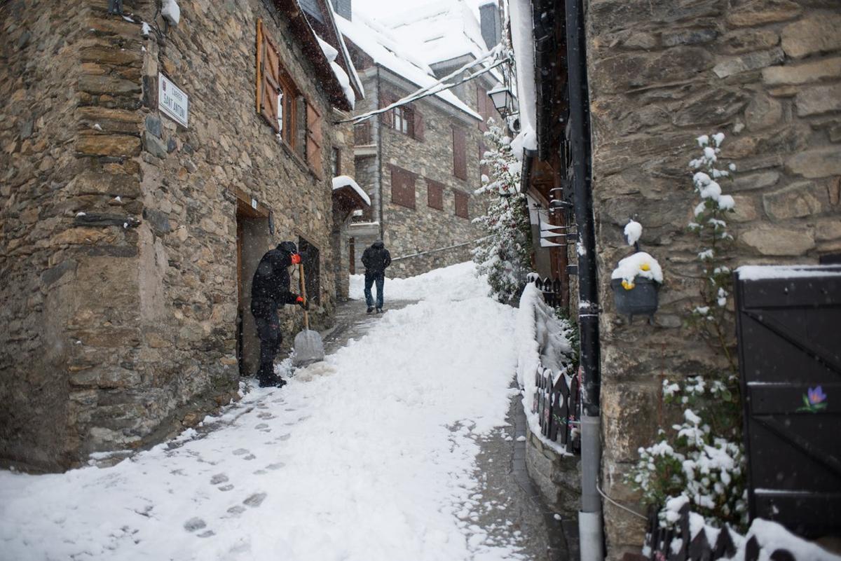 La bajada de temperaturas podrá dejar nevadas en puntos del Alto Pirineo