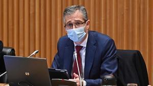El Banco de España ve escaso margen para reactivar los ertes vigentes mientras dure la crisis sanitaria