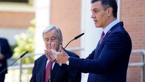 Sánchez avisa a Podem que aquest any no hi haurà reforma fiscal