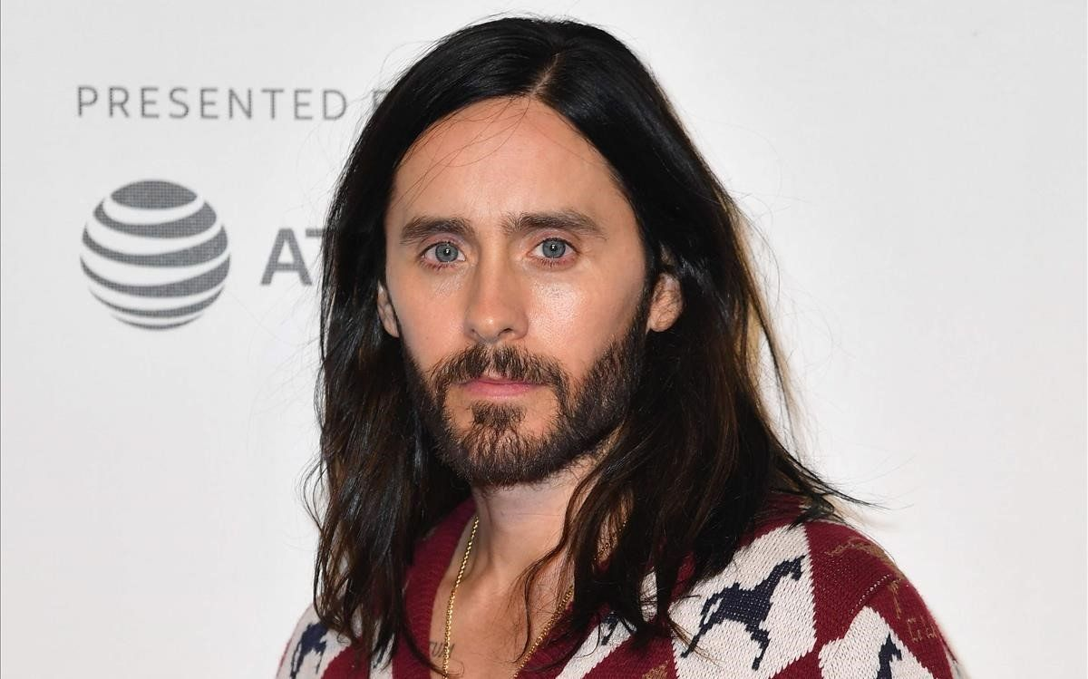 El actor Jared Leto.