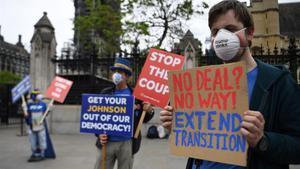 La negociació post-'brexit', en la cruïlla
