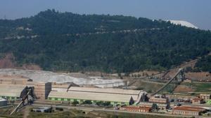 Segon accident laboral mortal el juny a les mines del Bages, explotades per ICL