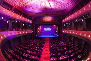 El Teatre Zorrilla de Badalona será uno de los escenarios del certamen.