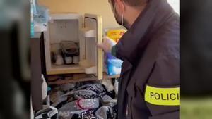 Detenidas ocho personas de un grupo criminal que recibía objetos robados y los mandaba al extranjero.