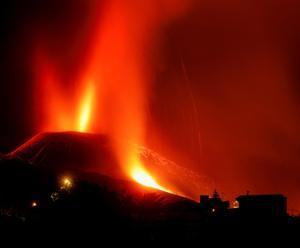 Tajogaite, un nom per al volcà de La Palma