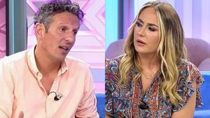 Tensió entre Joaquín Prat i Rocío Flores per unes paraules d'Olga: «És profundament irresponsable»