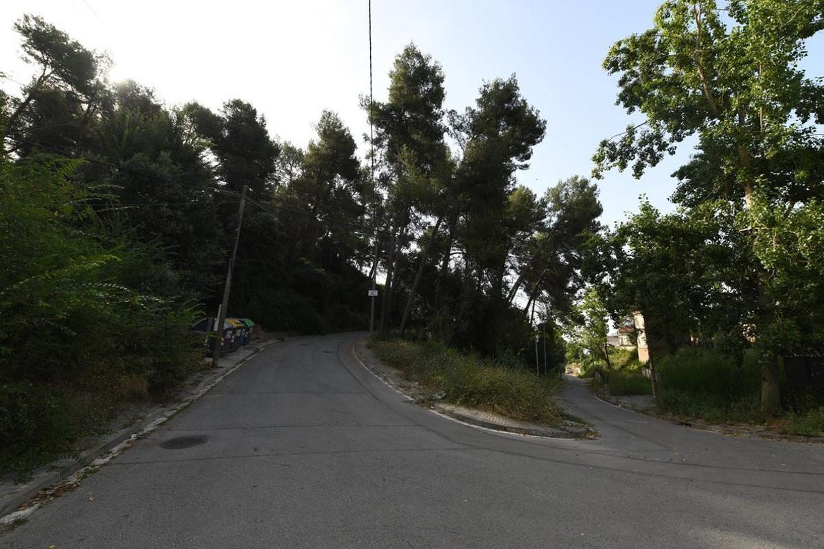 Rubí avança en les millores de les urbanitzacions de Can Solà i Can Barceló amb tasques d'asfaltatge
