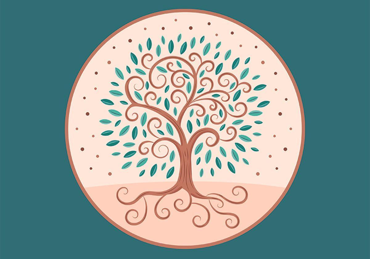 Cartel para conmemorar el Día de la Salud Mental en Sant Boi