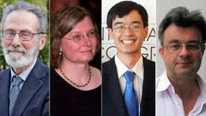 Els 'pares' de la teoria de les ondetes, guanyadors del Princesa d'Astúries d'Investigació