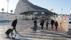 González Laya arriba a un principi d'acord en les negociacions sobre Gibraltar