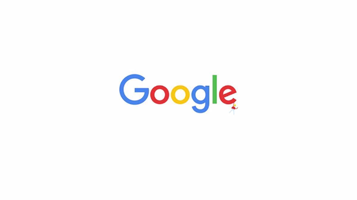 Recorrido por los diferentes cambios de 'look' del buscador Google.