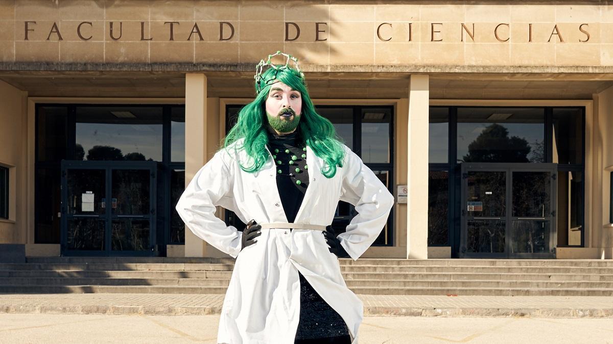 """Sassy Science: """"El drag me permite hacer divulgación científica y activismo"""""""