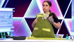 Raquel Salazar, en 'Tu madre cocina...' (T-5).