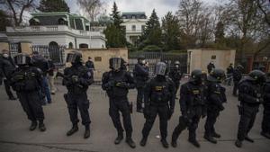 Crisi diplomàtica entre Rússia i la República Txeca per un assumpte d'espionatge