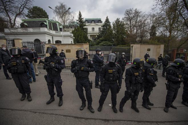 Crisis diplomática entre Rusia y la República Checa por un asunto de espionaje